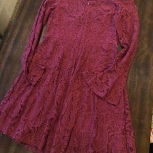 Design Lab Lord & Taylor Dresses - Lace Dress